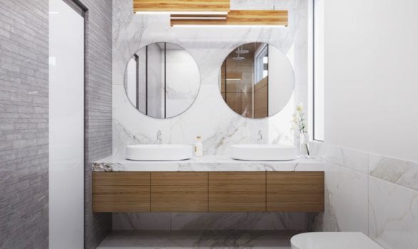 Modernize Renovation Bathroom